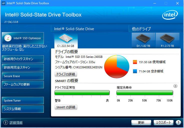 Image: SSD Toolbox