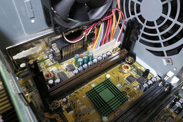 Image: Slot1 SECC Pen2 CPUの取り外し方