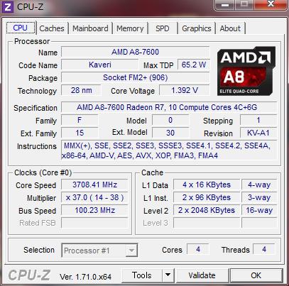 Image: 141029 MSI A88XM GAMING UEFI BIOS更新
