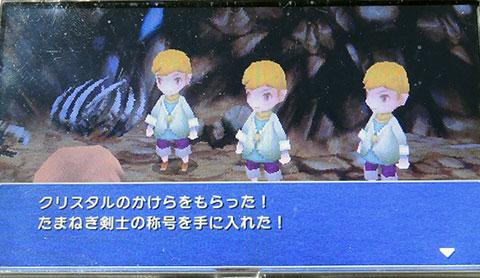 Image:たまねぎ剣士の称号 - FF3(PSP)