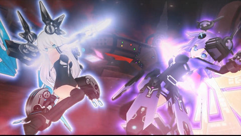 Image: 140504 RPG ネプテューヌRe;Birth2 [1]vs ユニ