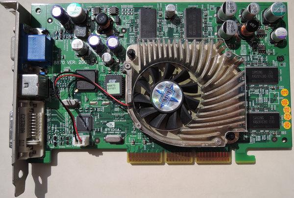Image: 140323 GeForce4 Ti 4200を手に入れる