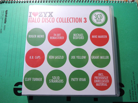 Image: 140315 ZYX Italo Disco Collection 3 (2005)