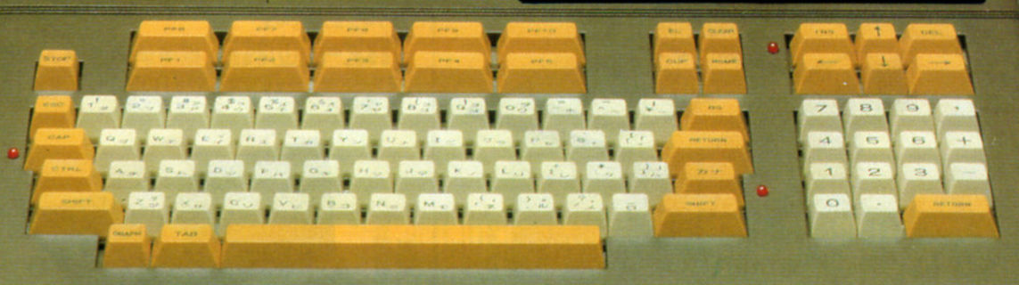 Image: FM-8 keyboard