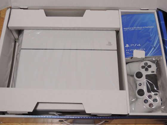 Image: PS4 ホワイト