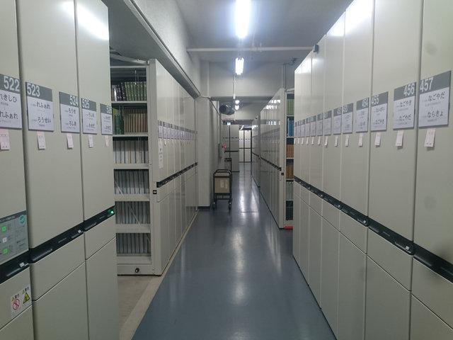 Image: 151214 名大付属図書館へ行く