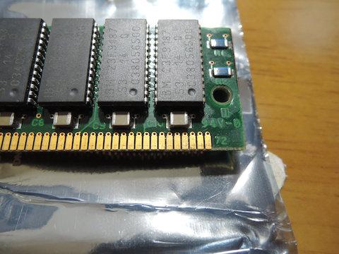 Image: PS/2用SIMMメモリは使用できず [PS/55 5550T]
