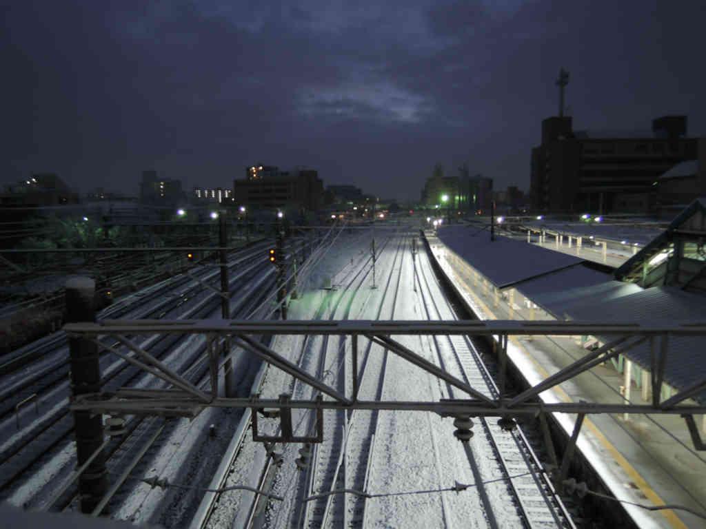 Image: 2015年1月2日 名鉄神宮前駅