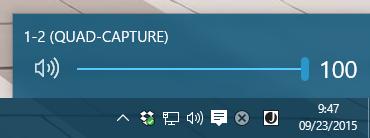 Image: Windows 10 マスターボリューム