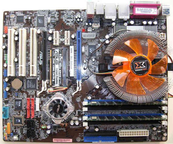 Asus A8N-SLI Deluxe