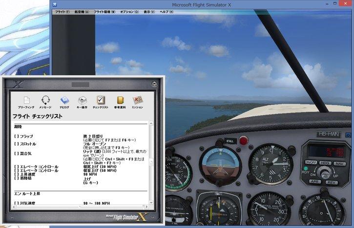 Image: Microsoft Flight Simulator X M7-260C