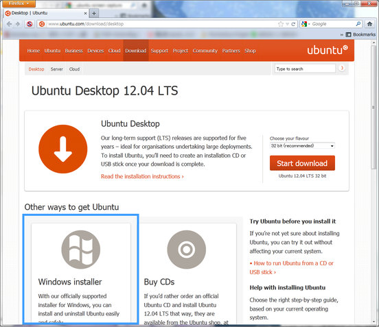 Desktop download Ubuntu