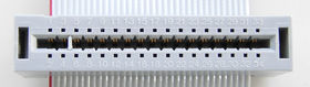 5.25-inch FDD connector(34 pin cardedge female)