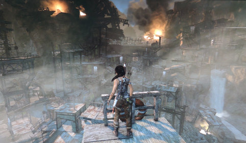 Image: Tomb raider PS3