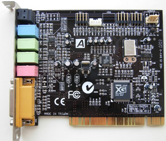 Image: YMF7x4系サウンドカードとSB16のリソース競合を回避 [DOS]