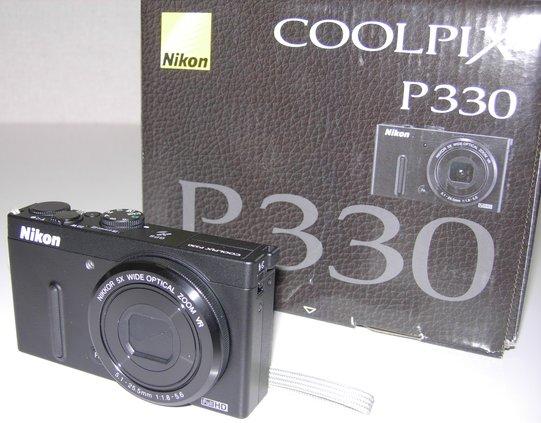 Image: 20130817 デジカメを新調 COOLPIX P330