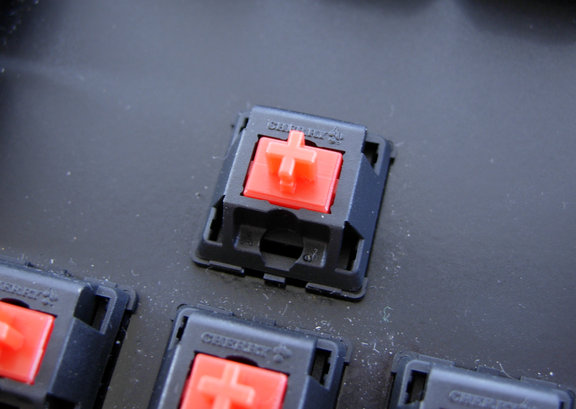 Cherry MX Red Linear type Mechanical switch