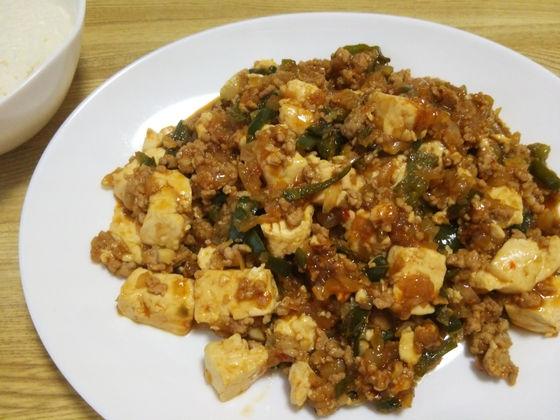 Image: 140829 麻婆豆腐 [cook]