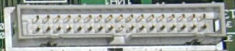 3.5-inch FDD connector(34 pin IDC)