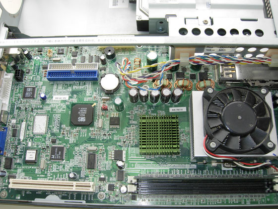 Image: Motherboard of FMVCE22D
