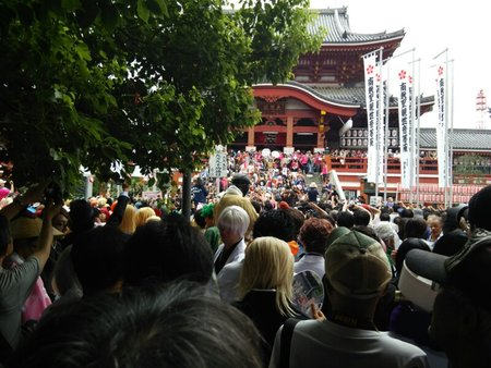Image: 140803 世界コスプレサミット 大須パレードを見物 [diary]