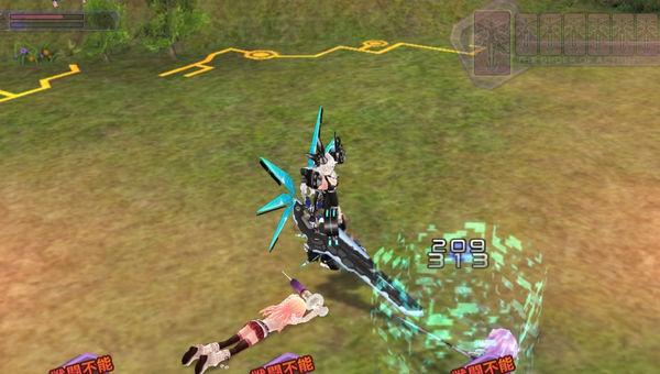 Image: 131112 RPG ネプテューヌRe;Birth1 [2]ノワールが強敵すぎる