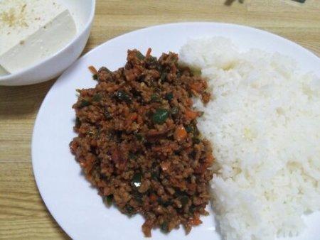 Image: 140830 挽き肉味噌そぼろ [cook]