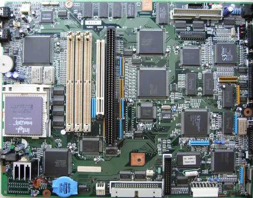 Image: NEC PC-9821Xp MB