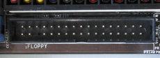 3.5-inch FDD connector(34 pin IDC male)
