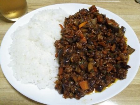 Image: 140819 キーマカレー(今度こそ) [cook]