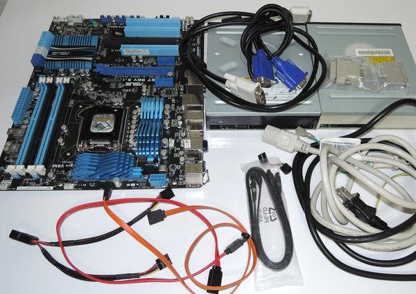 Image: 20130922 PCパーツ・ケーブル類をタダで入手