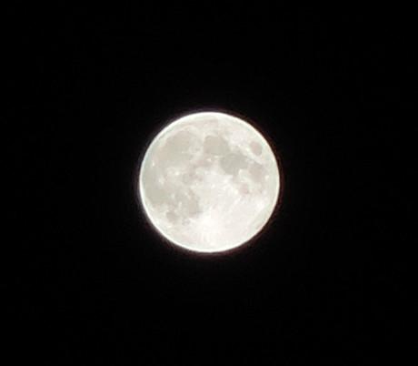 Image: 20130919 中秋の名月 / TGS2013中継を見る