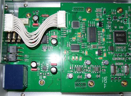 画像: iHA-21EX(2012)の内部