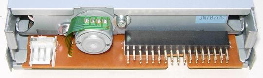 NEC 3.5-inch FDD - rear